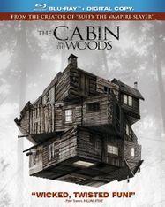 The Cabin in the Woods (BLU)
