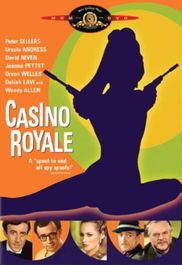 Casino Royale [1967] (DVD)