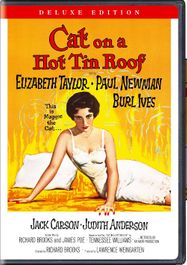 Cat on a Hot Tin Roof [1958] (DVD)