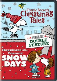 Charlie Brown's Christmas Tales / Happiness is…Peanuts Snow Days (DVD)