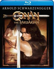 Conan the Barbarian [1982] (BLU)