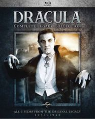 Dracula: Complete Legacy Collection (BLU)