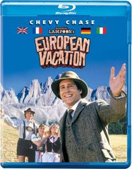 National Lampoon's European Vacation (BLU)