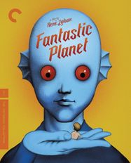 Fantastic Planet [1973] [Criterion] (BLU)