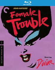 Female Trouble [Criterion] (BLU)
