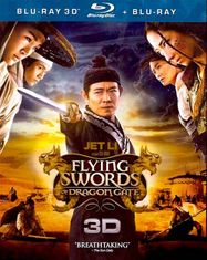 Flying Swords of Dragon Gate 3D (BLU)