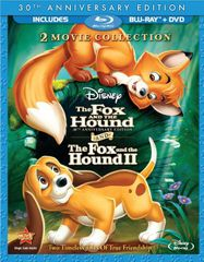 The Fox and The Hound / The Fox and The Hound 2 (BLU)