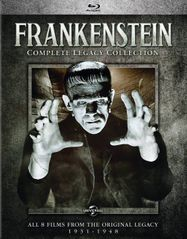 Frankenstein: Complete Legacy Collection (BLU)