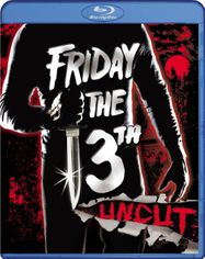 Friday the 13th: Uncut [1980] (BLU)