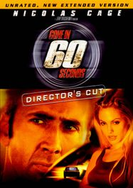 Gone in 60 Seconds [2000] (DVD)
