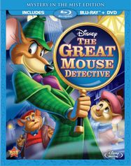The Great Mouse Detective (BLU)