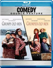 Grumpy Old Men [1993] / Grumpier Old Men (BLU)