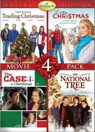 trading christmas lucky christmas the case for christmas the national tree dvd - The Case For Christmas