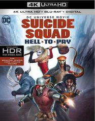 Suicide Squad: Hell to Pay (4K-Ultra HD)