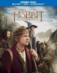 The Hobbit: An Unexpected Journey (BLU)