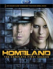 Homeland: The Complete First Season (BLU)