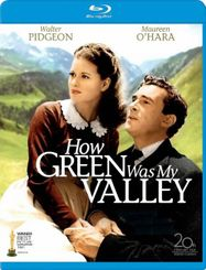 How Green Was My Valley [1941] (BLU)