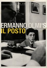 Il Posto [1961] [Criterion] (DVD)