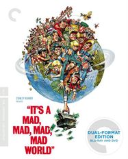 It's a Mad, Mad, Mad, Mad World [1963] [Criterion] (BLU)