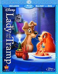 Lady and the Tramp [1955] (BLU)