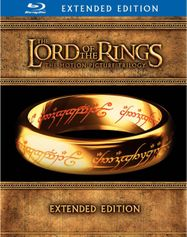 The Lord of the Rings: Motion Picture Trilogy (BLU)