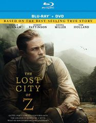 The Lost City of Z (BLU)