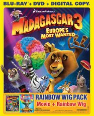 Madagascar 3: Europe's Most Wanted (BLU)