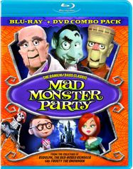 Mad Monster Party [1967] (BLU)