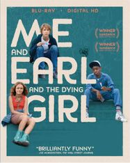 Me and Earl and the Dying Girl (BLU)