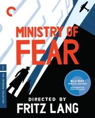 Ministry of Fear [1944] [Criterion] (BLU)