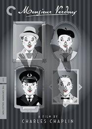 Monsieur Verdoux [1947] [Criterion] (DVD)