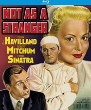 Not As A Stranger [1955] (BLU)