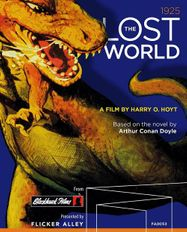 The Lost World [1925] (BLU)