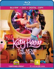 Katy Perry: The Movie - Part of Me (BLU)