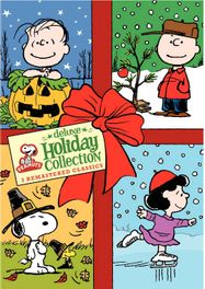 Peanuts: Deluxe Holiday Collection (DVD)