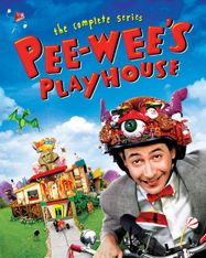Pee-Wee's Playhouse: The Complete Series (BLU)