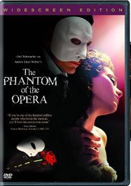 The Phantom of the Opera [2004] (DVD)