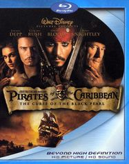 Pirates of the Caribbean: The Curse of the Black Pearl (BLU)