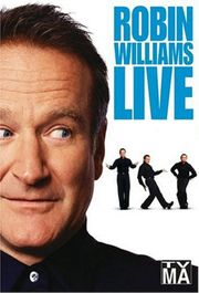 Robin Williams: Live on Broadway (DVD)