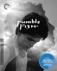 Rumble Fish [1983] [Criterion] (BLU)