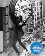 Safety Last! [1923] [Criterion] (BLU)