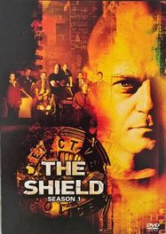The Shield: Season 1 (DVD)