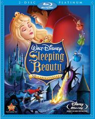 sleeping beauty blu-ray used