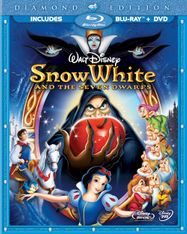 Snow White and the Seven Dwarfs [1937] (BLU)