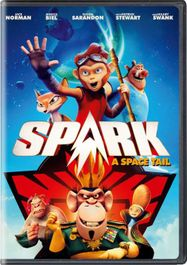 Spark: A Space Tail (DVD)