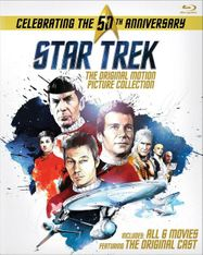 Star Trek: The Original Motion Picture Collection (BLU)