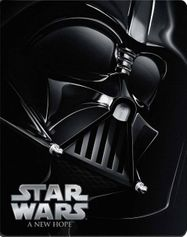 Star Wars: A New Hope [Steelbook] (BLU)