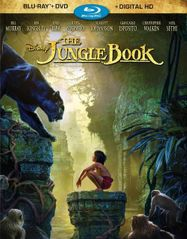 The Jungle Book [2016] (BLU)