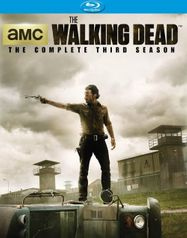 The Walking Dead: The Complete Third Season (BLU)