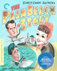 The Palm Beach Story [1942] [Criterion] (BLU)